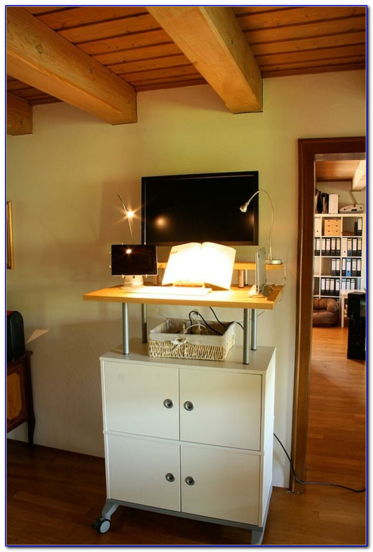 Diy Schreibtisch Lampe