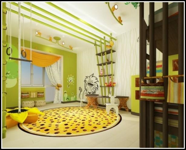 Dschungel Dekoration Für Kinderzimmer