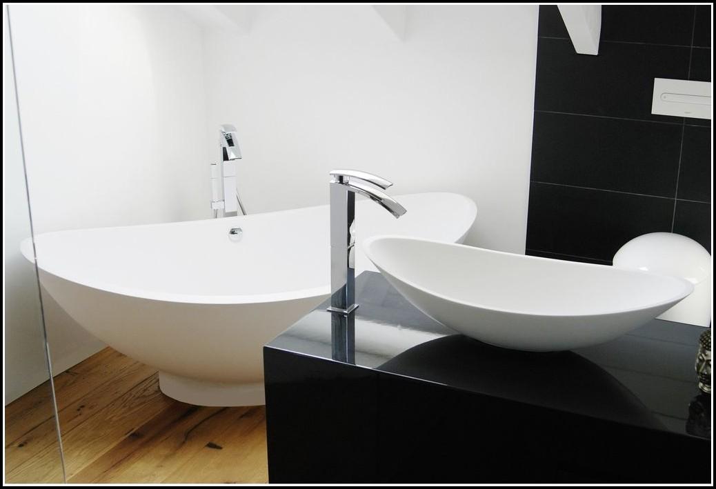Duravit Philippe Starck Freistehende Badewanne