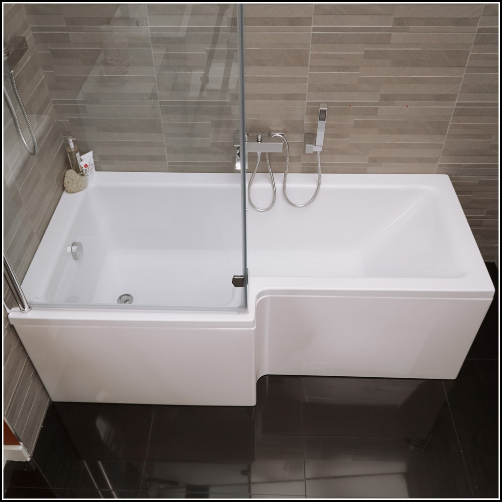 Dusch Badewanne Kombination
