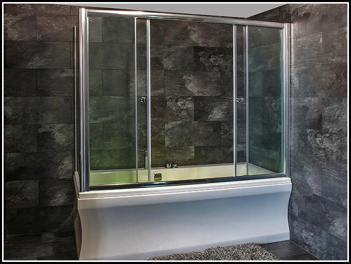Duschabtrennung Für Die Badewanne