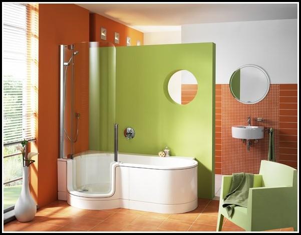 Dusche Mit Badewanne Kombiniert