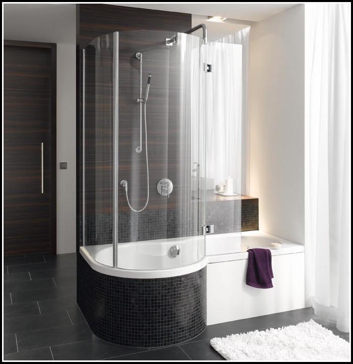 Dusche Mit Badewannenarmatur