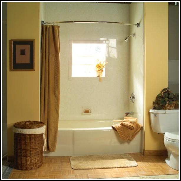 Dusche Mit Integrierter Badewanne