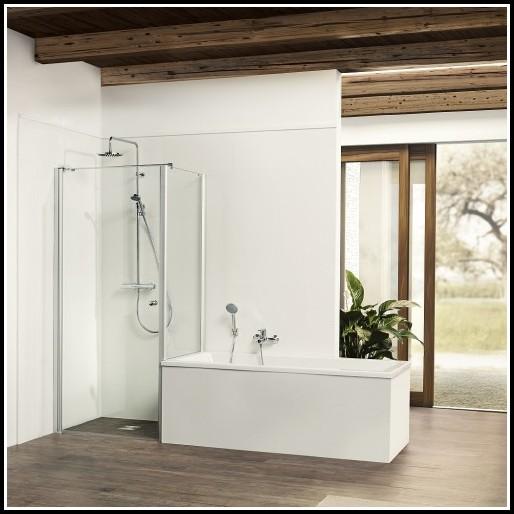 Dusche Neben Badewanne Duschkabine