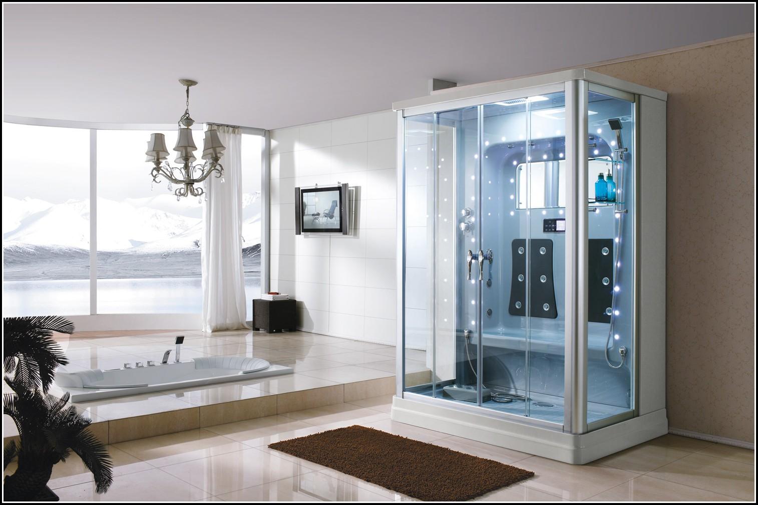 Duschkabine Für Badewanne Aus Glas