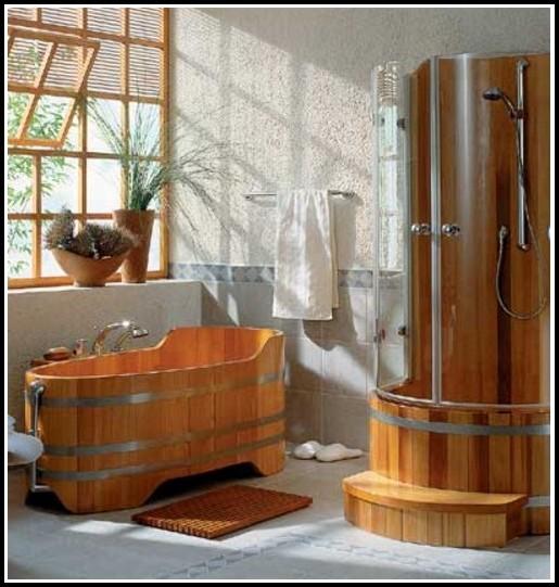Duschkabine Für Dusche Neben Badewanne
