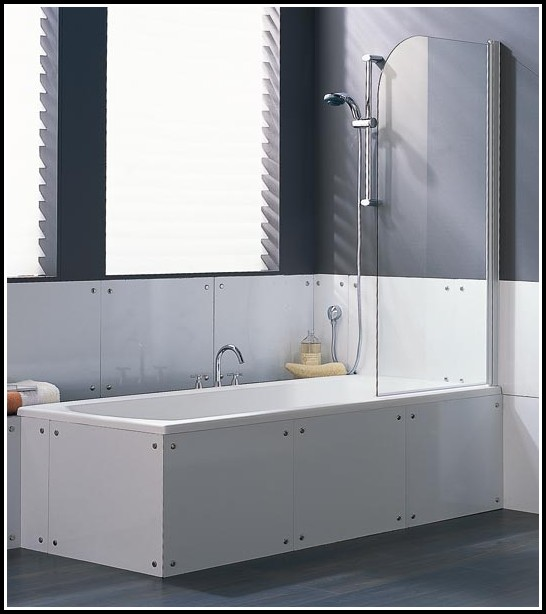 Duschwand Badewanne Bauhaus