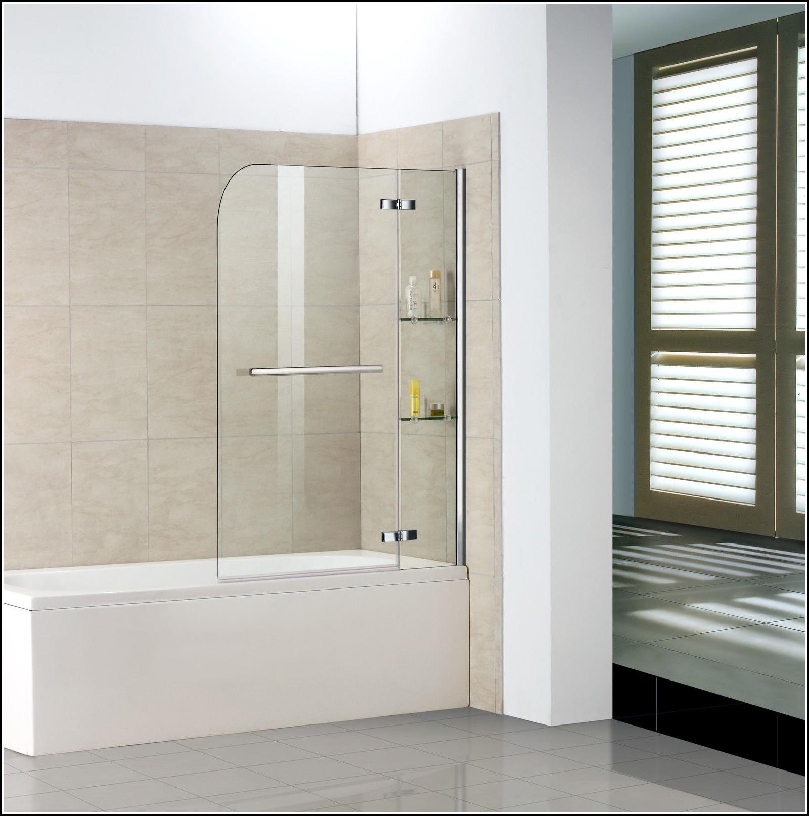 Duschwand Badewanne Glas Obi