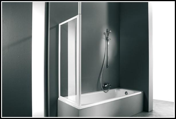 Duschwand Badewanne Obi