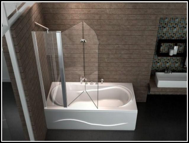Duschwand Glas Badewanne Bauhaus