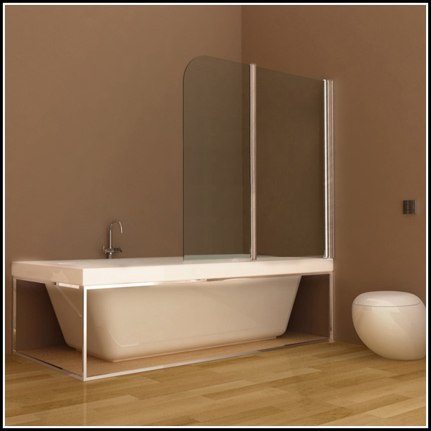 Duschwand Glas Für Badewanne