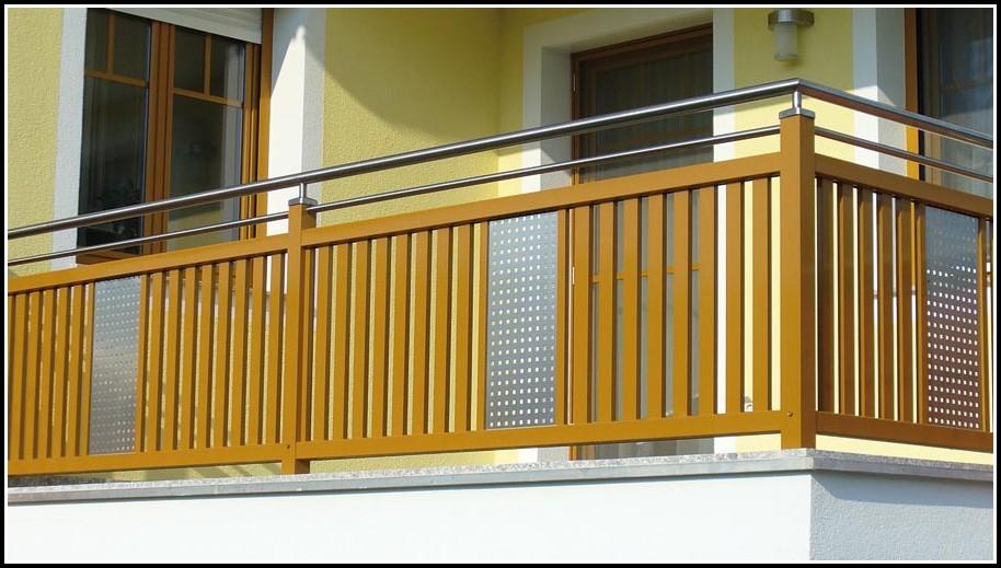 Edelstahlgeländer Für Balkon