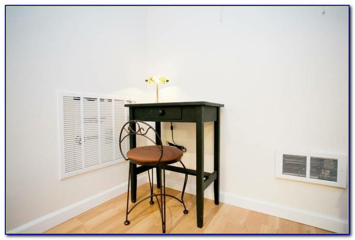 Einfacher Schreibtisch Ikea