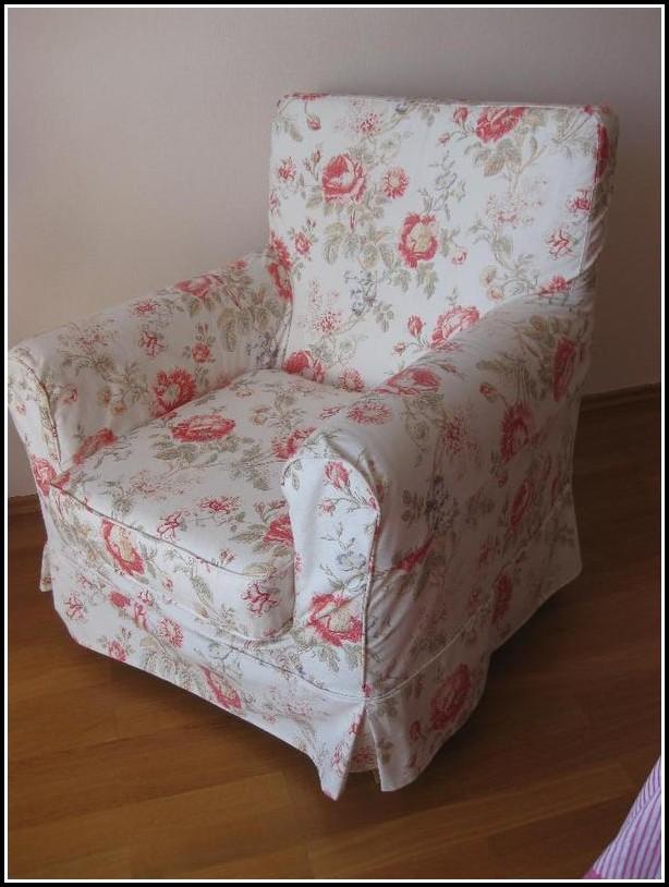 Ektorp Sessel Bezug Rosa
