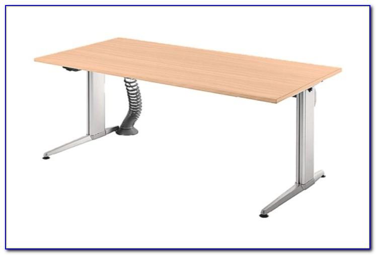 Elektrisch Höhenverstellbarer Schreibtisch Ebay