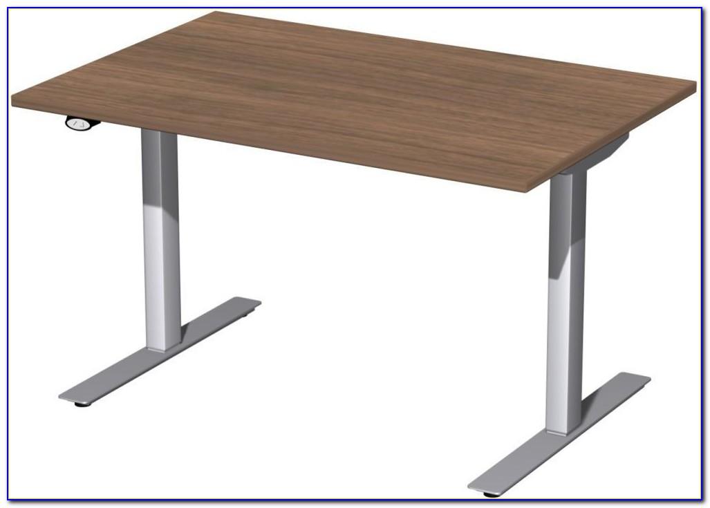 Elektrisch Höhenverstellbarer Schreibtisch Ikea