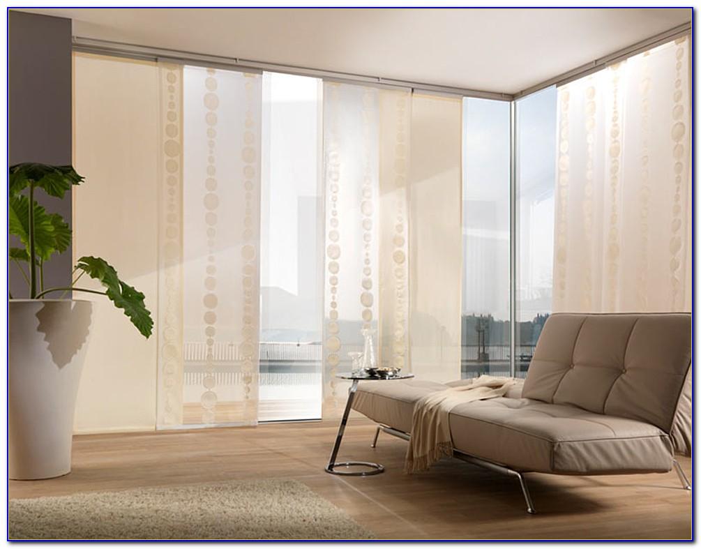 Elektrische Vorhang Stange