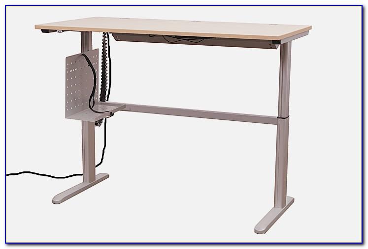 Elektrischer Schreibtisch Höhenverstellbar