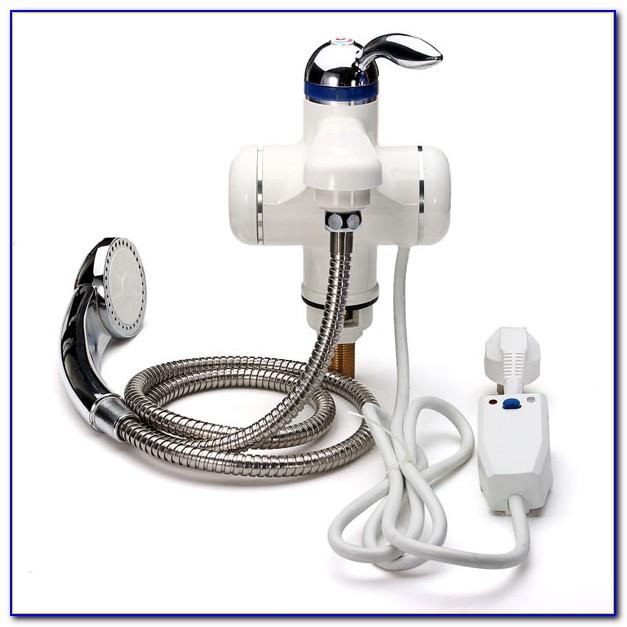 Elektrischer Wasserhahn Durchlauferhitzer