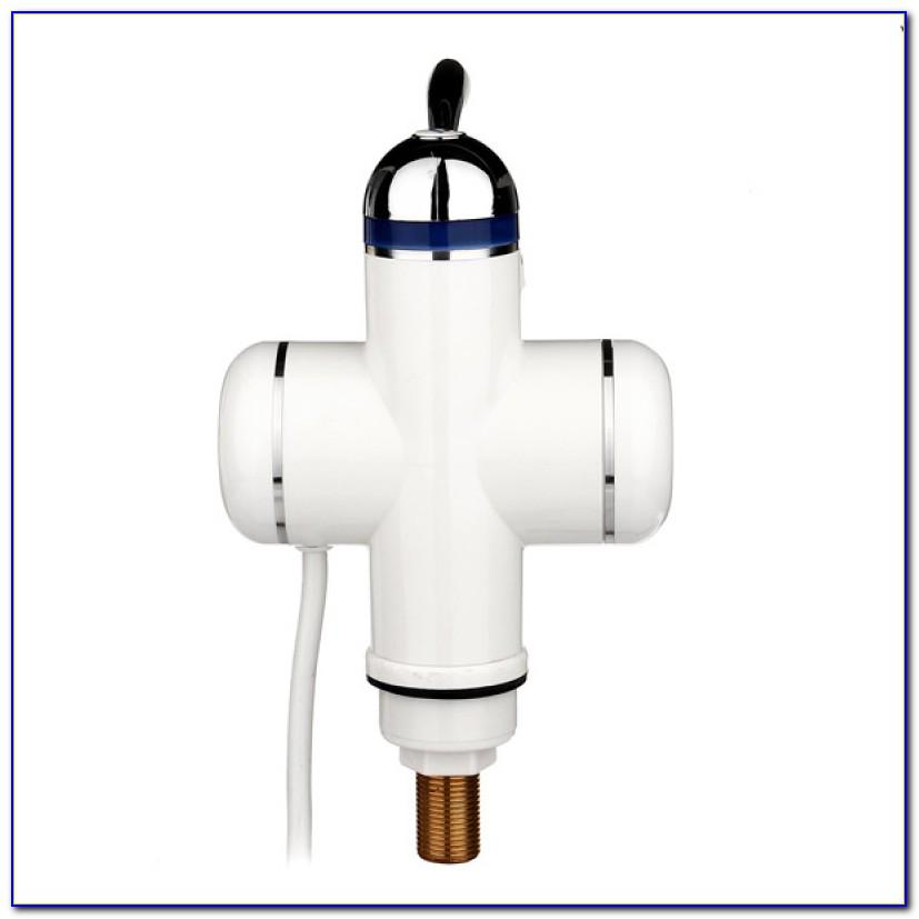 Elektrischer Wasserhahn Test