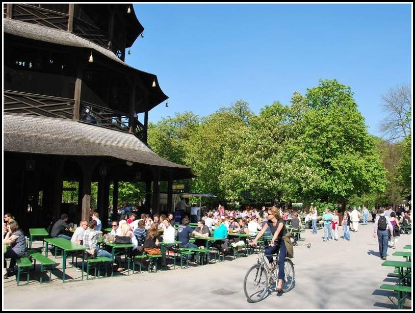 Englische Garten München