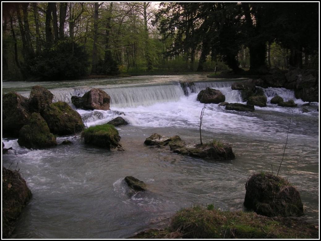 Englischer Garten In München öffnungszeiten