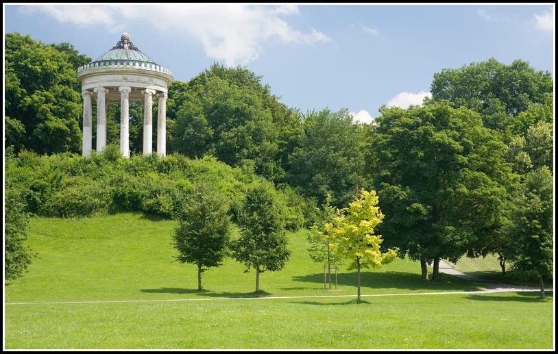 Englischer Garten In München Adresse