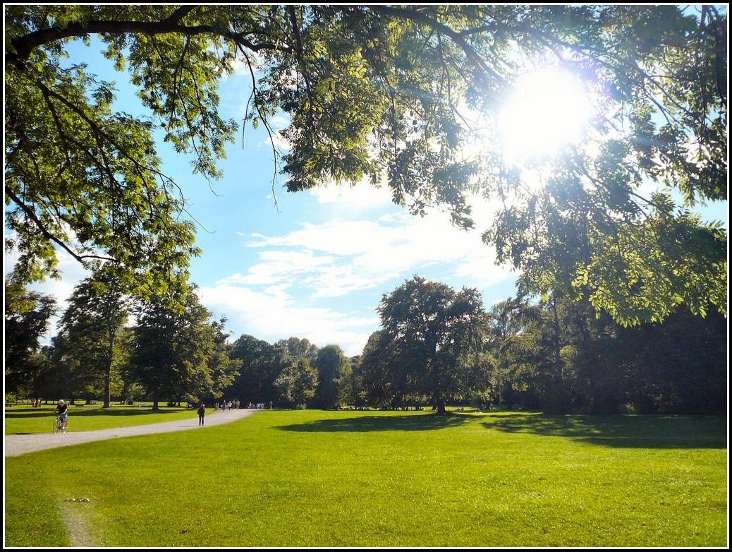 Englischer Garten In München Fkk