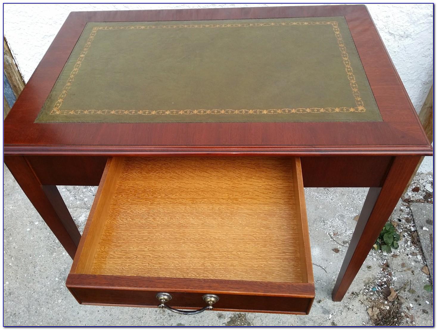 Englischer Schreibtischsessel