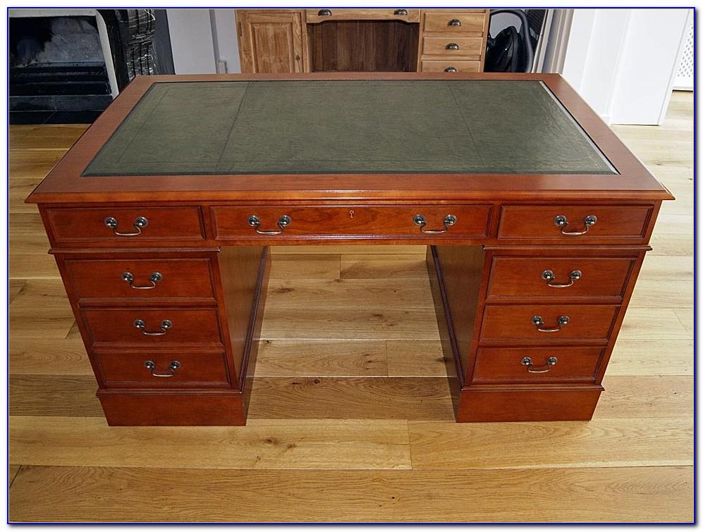 Englischer Schreibtischstuhl