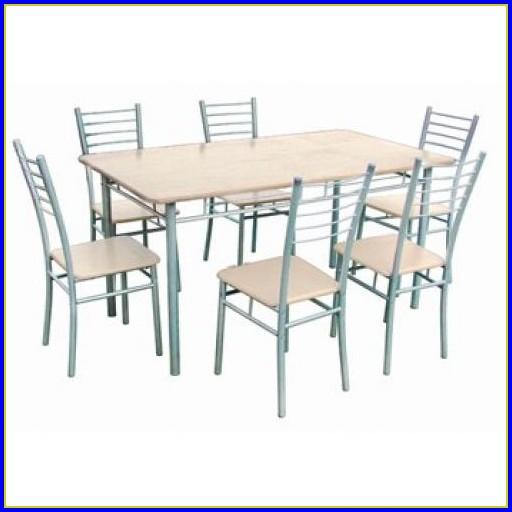 Ensemble Table Et Chaise De Cuisine Design