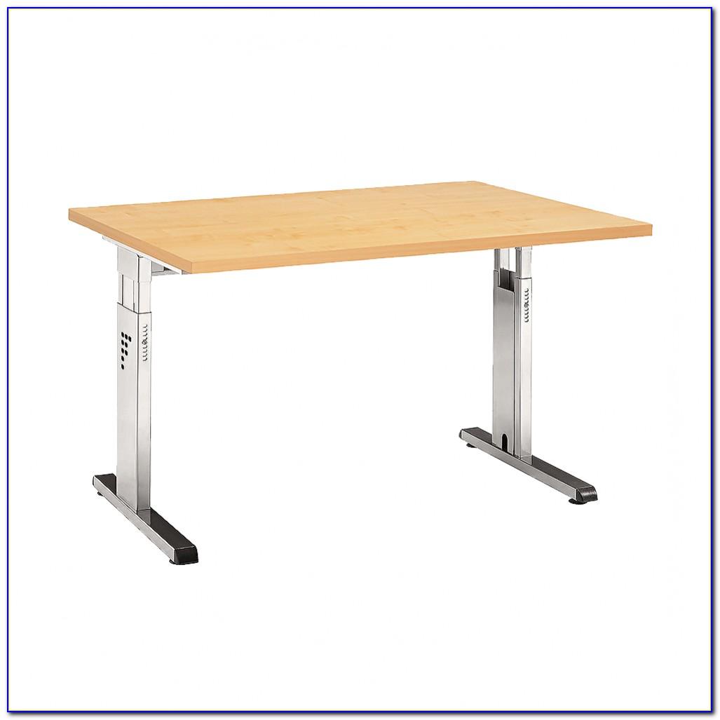 Ergonomie Höhenverstellbarer Schreibtisch