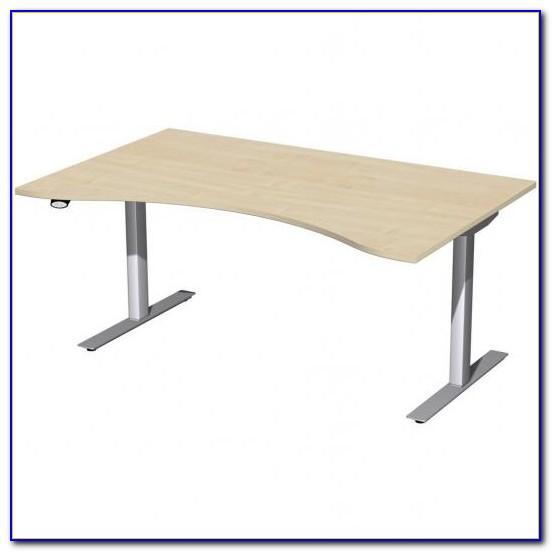 Ergonomische Arbeitshöhe Schreibtisch