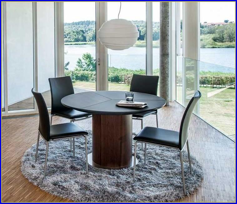 Esstisch 90×90 Ausziehbar Holz