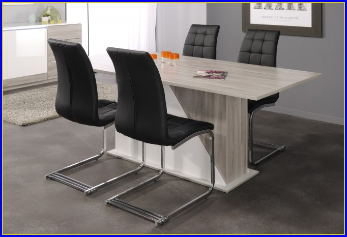 Esstisch Mit 6 Stühlen Kiefer