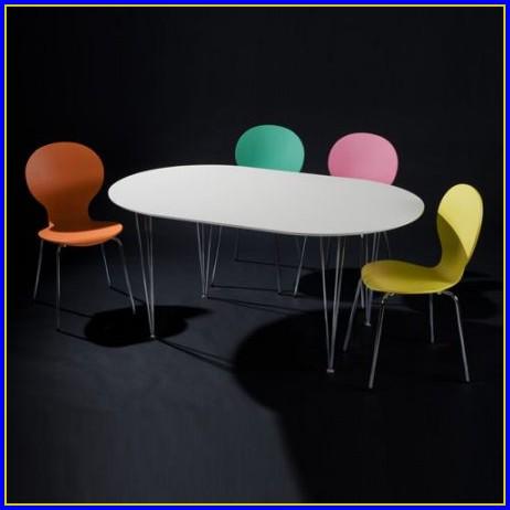 Esstisch Oval Weiss Ikea