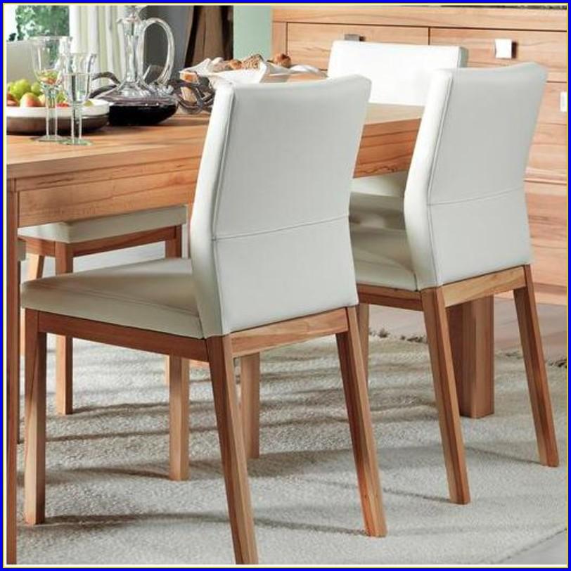Esstisch Sessel Leder