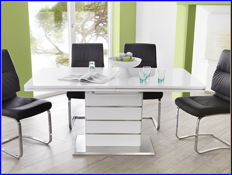 Esstisch Weiß Ausziehbar Ikea
