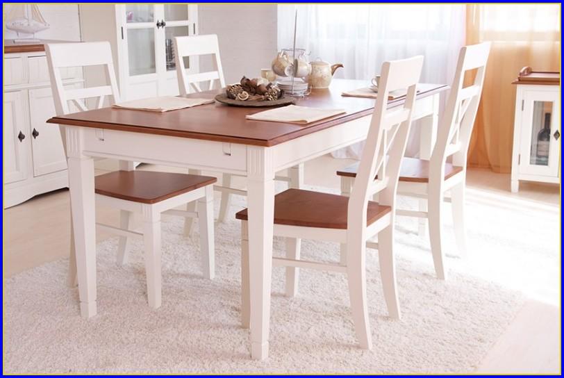 Esstisch Weiß Holz Ebay