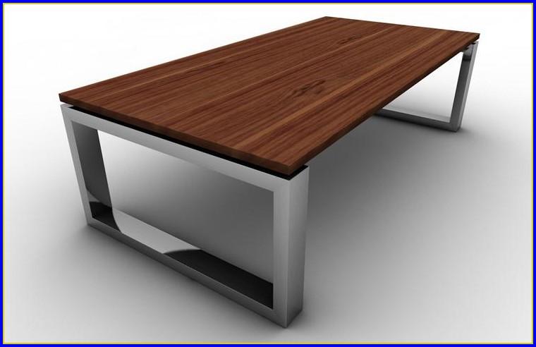 Esstische Aus Holz Und Metall