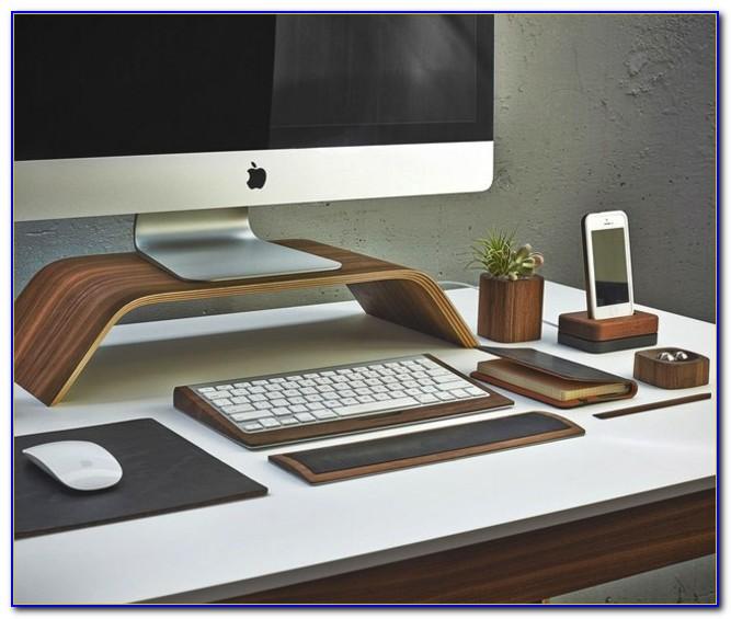 Exklusive Schreibtisch Ausstattung