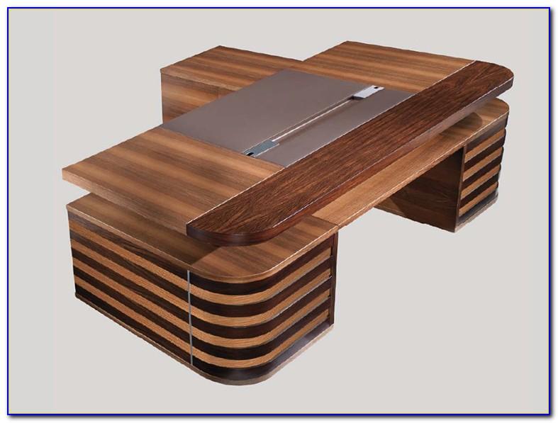 Exklusive Schreibtische Holz