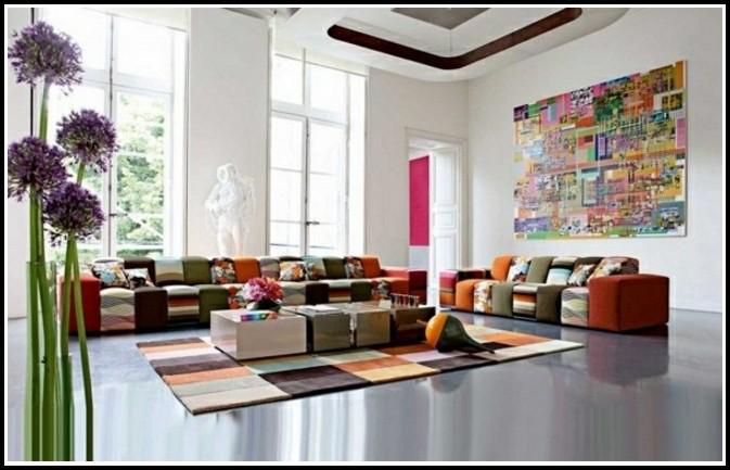 Feng Shui Wohnzimmer Farben