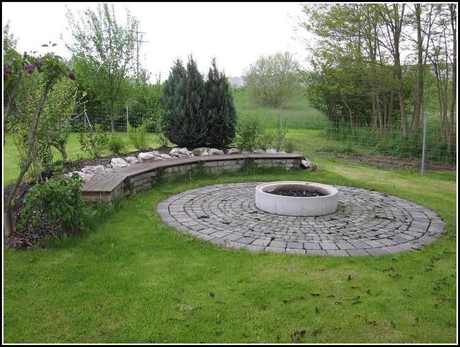 Feuerstelle Garten Anlegen
