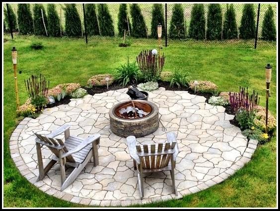 Feuerstelle Im Garten Gestalten