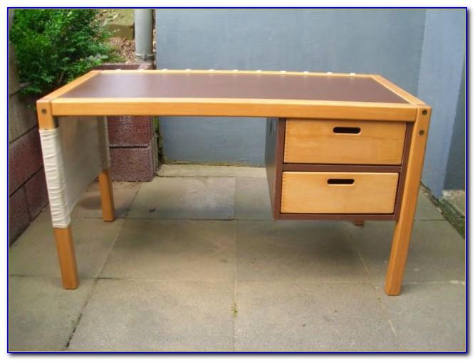 Flötotto Schreibtisch 70er
