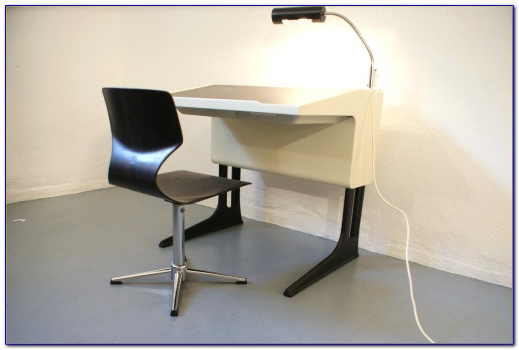 Flötotto Schreibtisch Colani