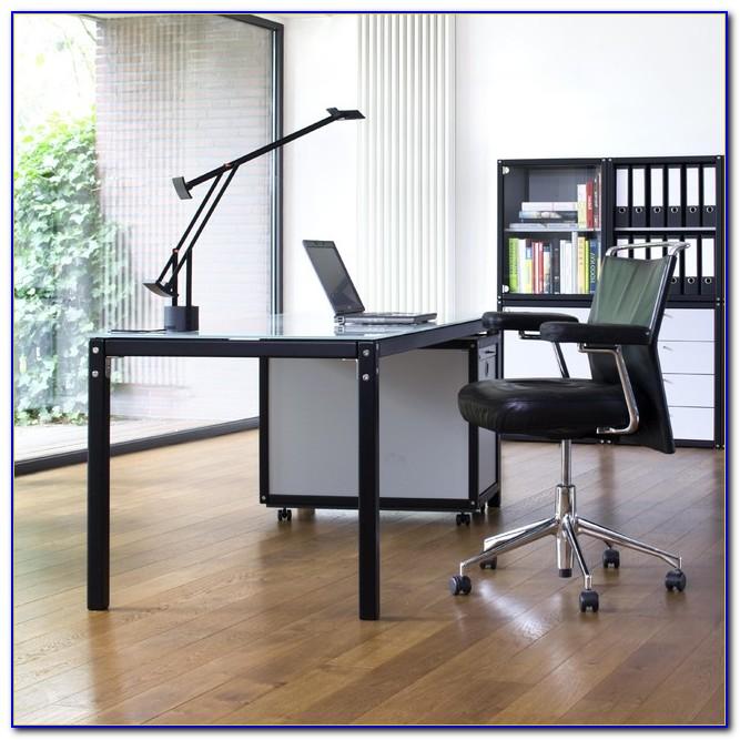 Flötotto Schreibtisch Profilsystem