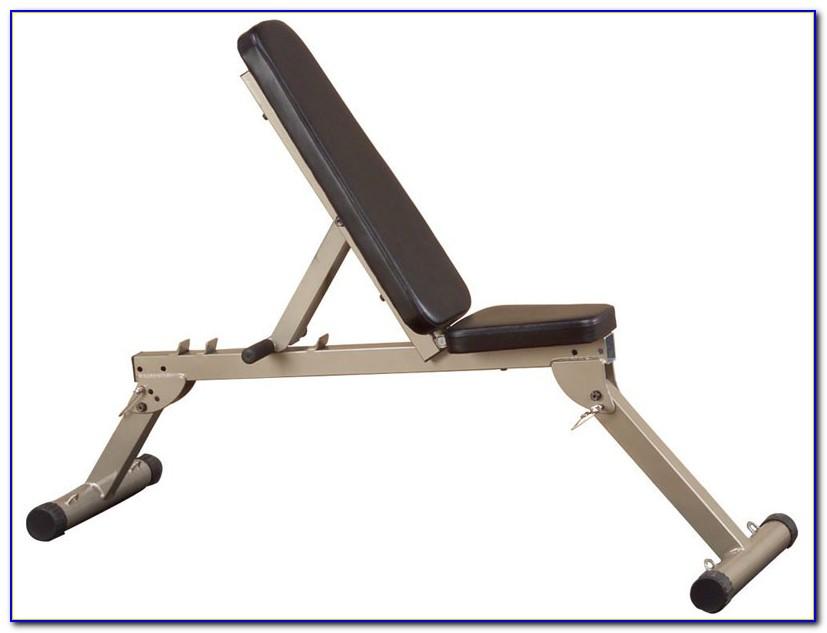 Flat Incline Bench Press